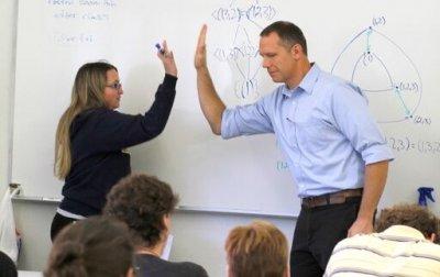 Dana Ernst Teaching