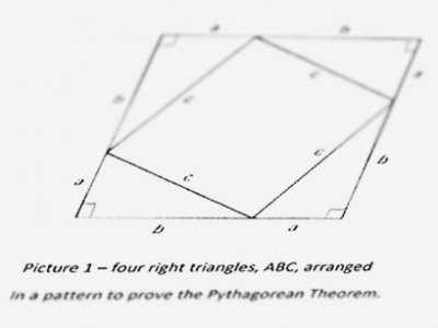Pythagorean Theorem - Student proof 6