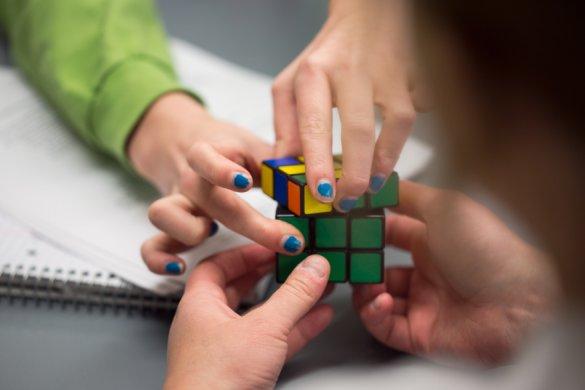 Solving the Rubik's Cube