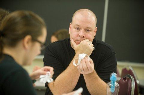 Professor Julian Fleron Thinking