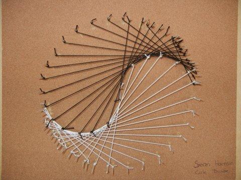 String Art: YinYang