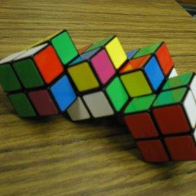 Rubik's Cube 4x2x2x2