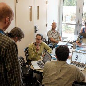 IBL workshop, San Luis Obispo, 2015