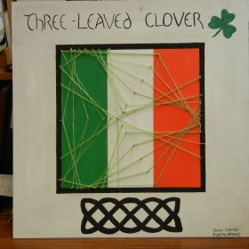 String Art Clover