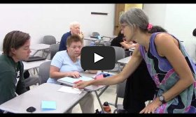 Workshop at Holyoke Community College: Immersion in Inquiry - Supporting Groups