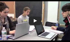 Project Peer Review in Groups
