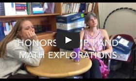 Comp I and Math Explorations Learning Community Westfield State